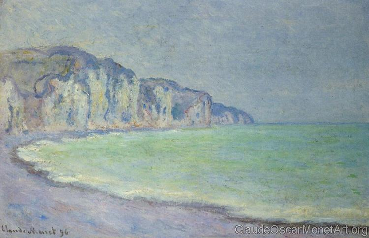 Cliff at Pourville II