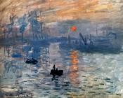 Claude Oscar Monet : Impression, Sunrise