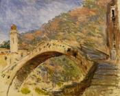 Bridge at Dolceacqua
