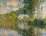 Poplars on the Banks of the River Epte II