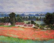 Poppy Field, Giverny